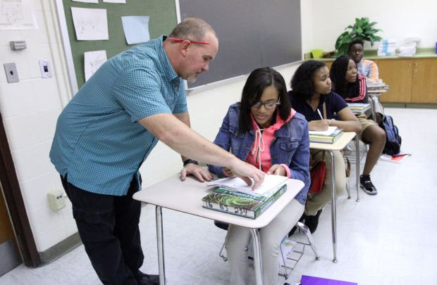 West Side algebra scores rise with group learning