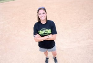 Marian Catholic's Kerri Evans is The Times Softball Coach of the Year