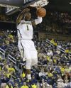 COLLEGE BASKETBALL ROUNDUP: Grant leads Irish past Delaware