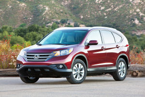 CR-V puts the 'fun' in 'functional'