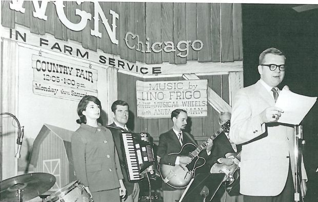 FROM the FARM: WGN Radio celebrates 90 years as farmer favorite