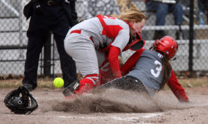 Munster handles H-F in five innings
