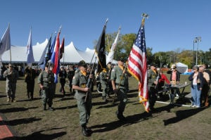 Lansing festival honors those who served