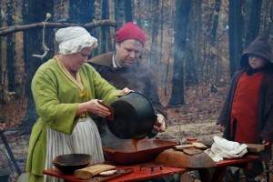 Maple Syrup Time attracts hundreds
