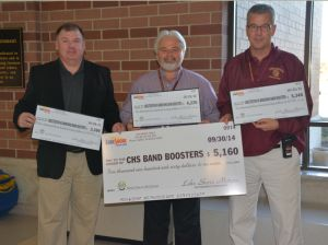 Lake Shore supports music education at Chesterton High School