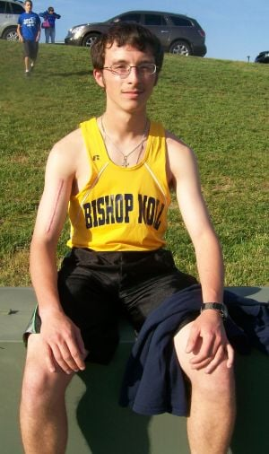 Bishop Noll's 'miracle' runner on comeback trail