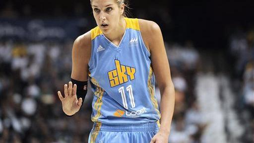 Playoff picture blurry as WNBA season enters final two weeks | National Basketball Association | nwitimes.com