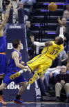Efficient offense pushes Pacers past Knicks
