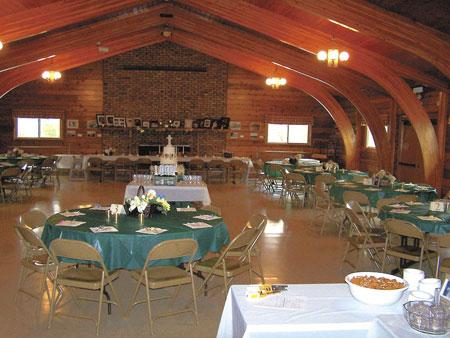 Crete Park District Takes Reservations For Hall Rental