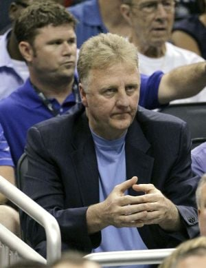 AL HAMNIK: Larry Bird wants his Pacers to be more like Bulls