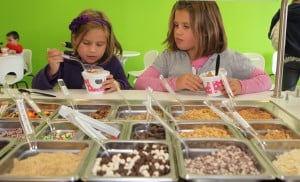 SMALL-BUSINESS SPOTLIGHT: Sweet Frog Frozen Yogurt, Schererville