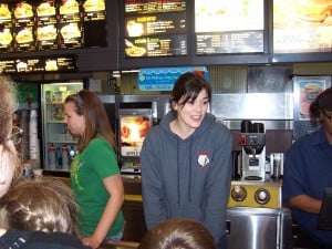 McTeacher night held in Portage
