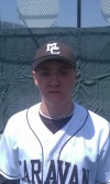 Mount Carmel baaeball player Frank Kelly