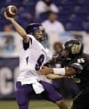 Merrillville vs. Warren Central at Lucas Oil football game