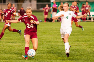 Lindahl scores late to lead Chesterton girls past Valparaiso