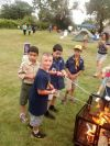 East Side Scouts raise $1,700 for Relay for Life