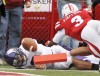 Northwestern upsets No. 9 Nebraska