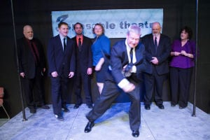 Disposable Theatre offering Improv 101 Workshops beginning Jan. 5