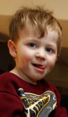 St. John family seeks signatures for son's health