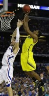 Michigan's Glenn Robinson III