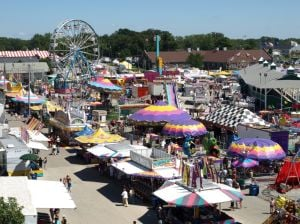 New attractions, old favorites highlighted as 162nd Lake County Fair opens