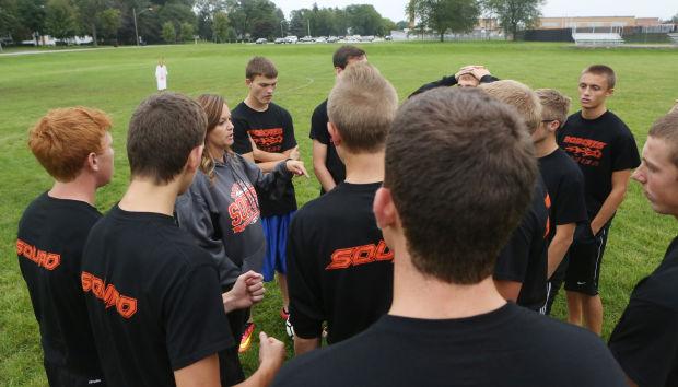 Friday morning practices help build chemistry for Beecher boys soccer