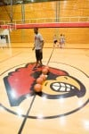 E'Twaun Moore conducts first basketball camp at E.C. Central