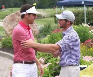 Nick Grubnich finishes two strokes back at Northern Am after failing to force playoff Paul Oren Times Correspondent