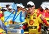 Logano holds off Harvick for crucial Sprint Cup win