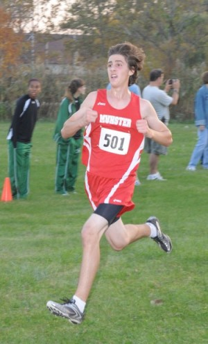 Munster cross country runner Tom Bolanowski isnt settling for 2nd best