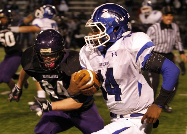 Merrillville takes DAC bragging rights in sectional win : Preps