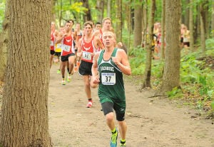 Rhodes is LaCrosse's first semistate qualifier in cross country