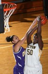 Seton Academy's Mariah Cole