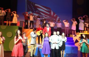"Crown Point students bring ""Bye Bye Birdie"" to the stage"