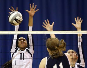 Bishop Noll's Asya Hobbs among the nation's top blockers
