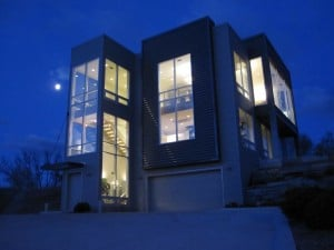 House and Grounds: Miller Beach home offers minimalist luxury