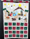 Make an advent calendar and a Christmas tradition