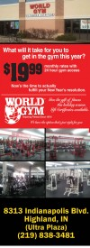 Worlds Gym