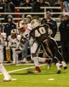 Sam Connolly always in the right spot for Mount Carmel