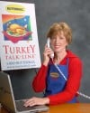 Carol Miller of the Butterball Turkey Talk-Line