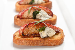 Party-perfect Crostini