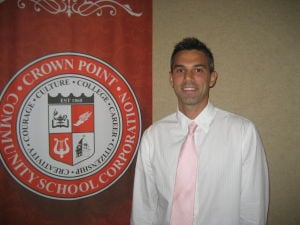 '96 C.P. High grad joins school district board