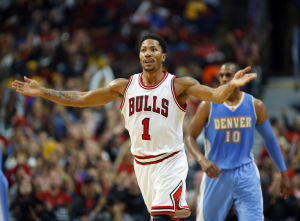 Cavs, Bulls the expected frontrunners in East