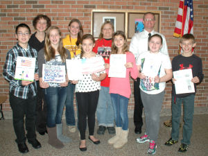 Westchester students launch letter, art campaign