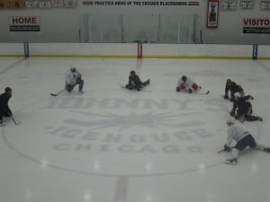 Blackhawks are only bystanders as lockout damages their franchise, NHL