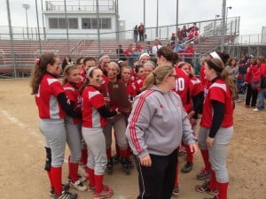 Portage softball defines what it means to believe
