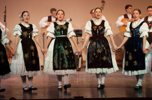 Tamburitzans celebrate culture with song, dance