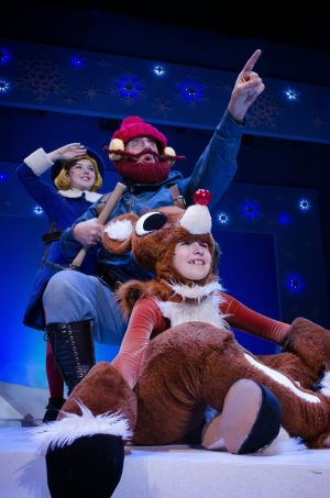 OFFBEAT: 'Rudolph' shines on stage, despite length of reindeer games