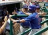 Cubs snap Phillies' 10-game winning streak  