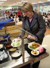 Crown Point schools recognized for healthy cafeteria meals